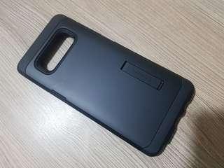 Original Black Spigen Tough Armor Case for Samsung Galaxy Note 8