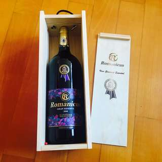 Romanicus Red Wine