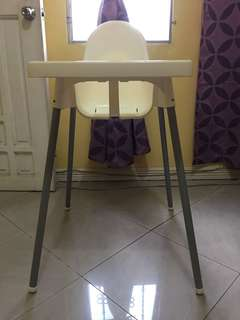 Now Only Php1020 (15% OFF!!!) Ikea Highchair (Antilop)