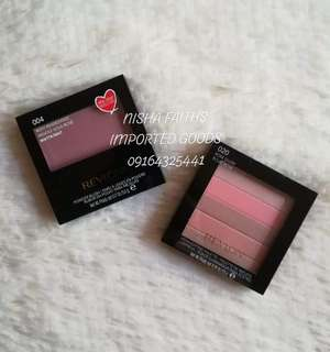 REVLON POWDER BLUSH AND HIGHLIGHTER