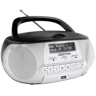 (E79) Zenith DAB Digital FM Radio CD Boombox