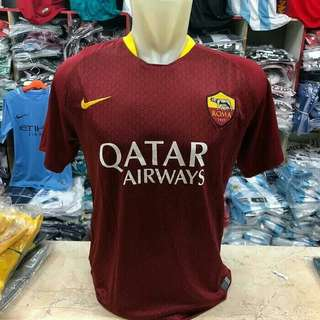 Jersey Roma Home 18/19(foto geser ➡)