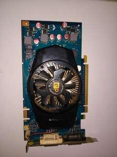 VGA 9600GT 1gb 256bit digital alience