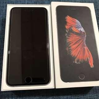 🚚 iPhone 6S plus 太空灰 128G (2017出廠)