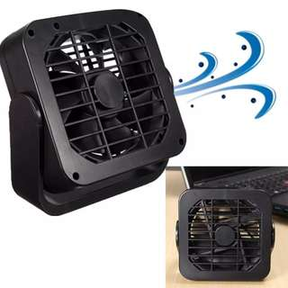 Magnetic USB Office Home Desktop PC Laptop Fan