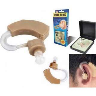 Cyber Sonic JH-11 Adjustable Hearing Assistance Aid Kit