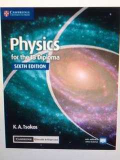 IB PHYSICS TEXTBOOK