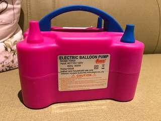 🚚 氣球 打氣機