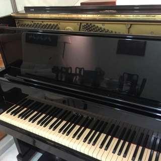 Upright grand piano Kawai US 6X MEP