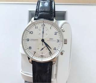 IWC萬國表葡萄牙系列IW371417腕錶
