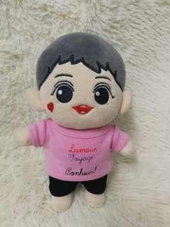 20cm doll cloth (pink)