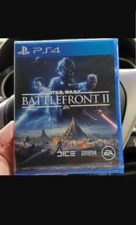 Starwars battlefront 2 ps4