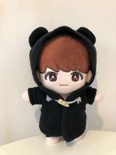 BTS 防彈少年團 小熊長外套