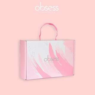 Obsess Cosmetics Limited Pink Box