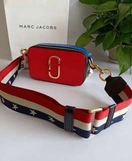 Auth Marc Jacobs camera bag