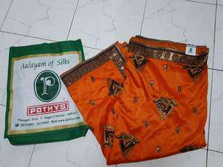 Premium quality Pothys Saree (Brand new)