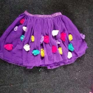 tutu skirt 6-8t size