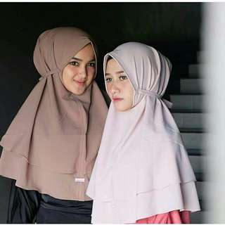 Jilbab/Hijab Instan Rubiah