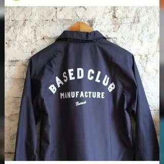 Coach jacket / windbreaker based club