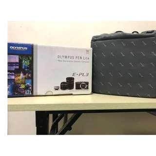 Olympus E-PL3 單眼  日本相機 二手