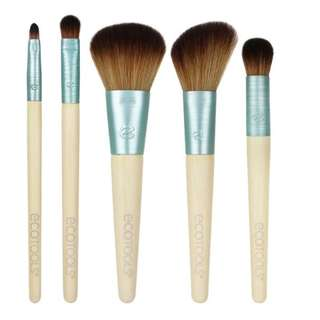 ❣️ONHAND❣️EcoTools, Stay Matte & Beautiful Brush Collection, 5 Piece Set