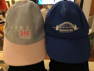 London and Sydney cap