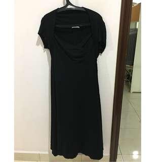 Elegant Maternity and Nursing Dress