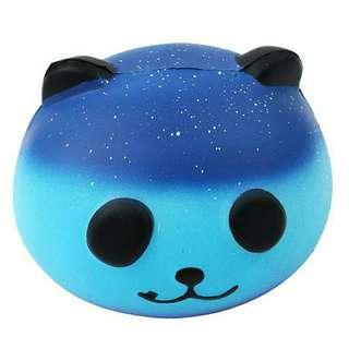 NEW! Squishy Panda Head