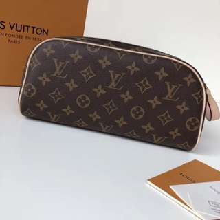 LV king size toiletry pouch