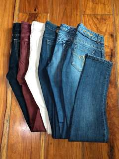 Branded Jeans on Sale!
