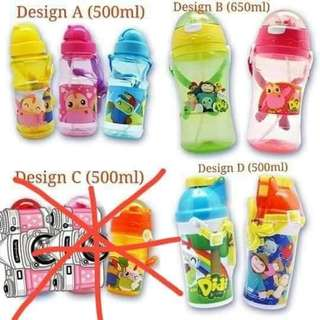 Botol air didi&friends