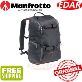 MANFROTTO ADVANCED TRAVEL BACKPACK (GRAY COLOUR)  ««ORIGINAL & OFFICIAL MANFROTTO»»