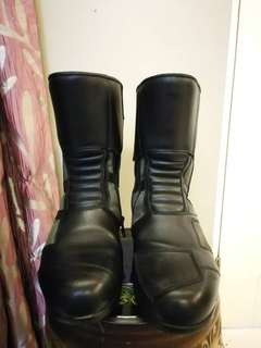 Bike boots bmw size 43