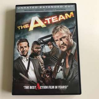 The A-Team (Unrated Extended Cut) (DVD)