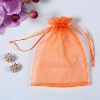 Organza Drawstring Pouch/Organza Bag