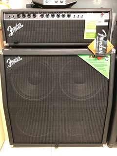 [板橋加音樂器世界]Fender FM100H 電吉他 音箱 + 單層CAB 雙層 大音箱