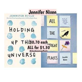 (ebook) Jennifer Niven