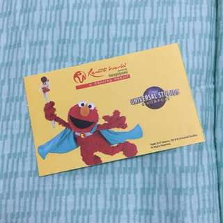 1 Ticket Universal Studio Singapore