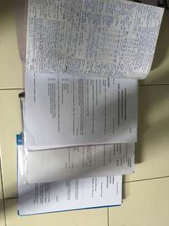 NTU Mechanical Engineering lecture notes