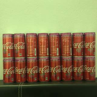 Coca Cola Raspberry Limited Edtion