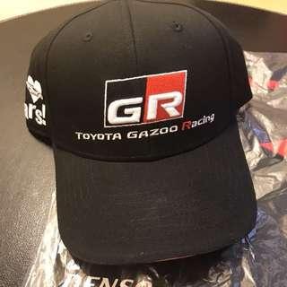 Toyota Gazoo Racing Cap AND Polo tee (M)