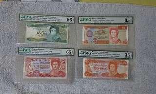 Queen Elizabeth portrait banknote