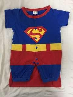 Superman Romper for Babies