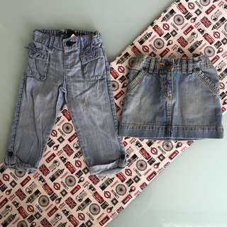 Baby Gap & Okaidi (all for 70rb)
