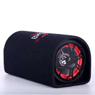 5inches Wireless Bluetooth Motorcycle car speaker with mic
