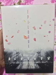BTS 2016 LIVE ONSTAGE EPILOGUE DVD