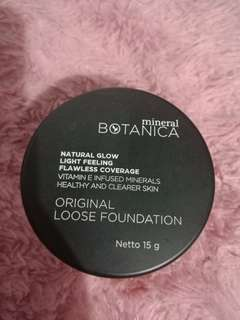 Mineral Botanica Loose Foundation