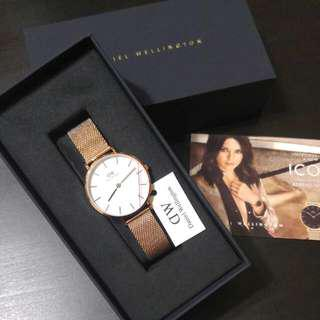 [Free delivery] Daniel Wellington 32mm Melrose Watch