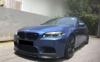 Bmw F10 M5 4.4L V8 Twin Turbo