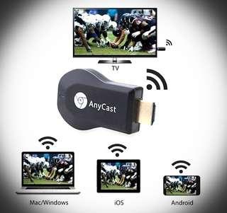 半價❌全新 Anycast 無線影音傳輸器 M2 Plus (雙核心)